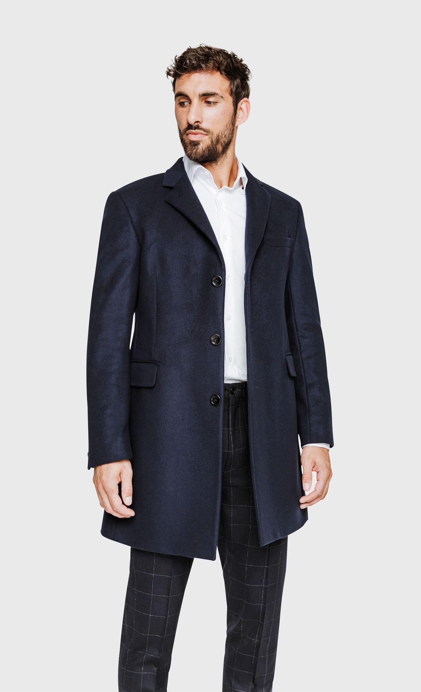 couleurs délicates fournir beaucoup de mieux Manteau long pour homme et pardessus | Arrow